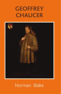 Geoffrey Chaucer - Front only cropped