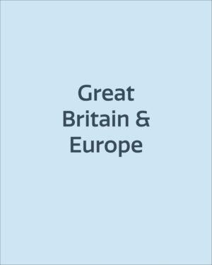 Great Britain & Europe: 19th-20th century