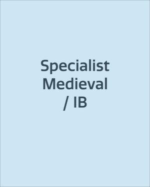 Specialist Medieval / International Baccalaureate